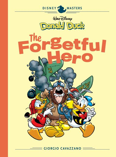 Disney Masters: Donald Duck – The Forgetful Hero