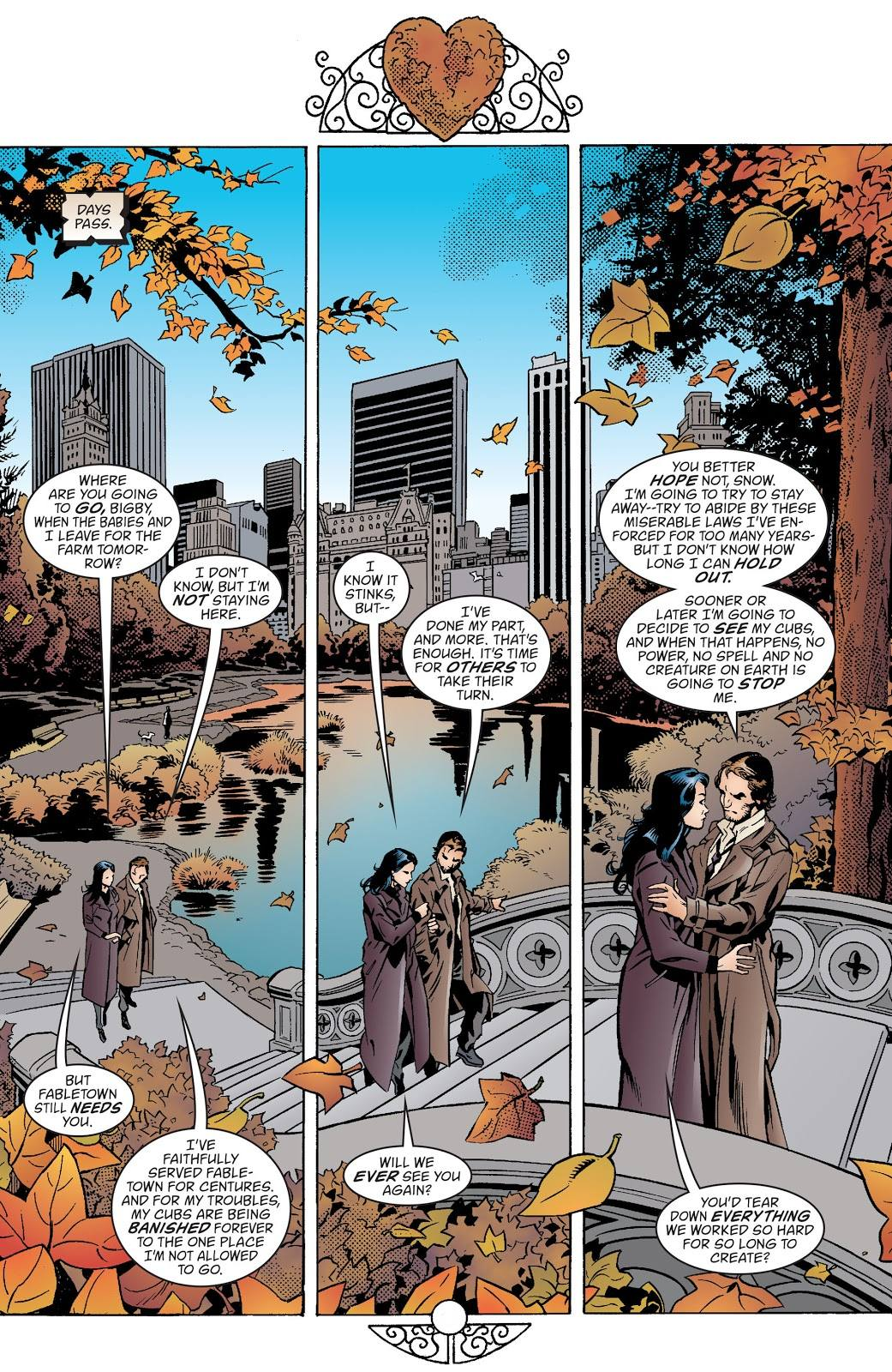 Fables Compendium review