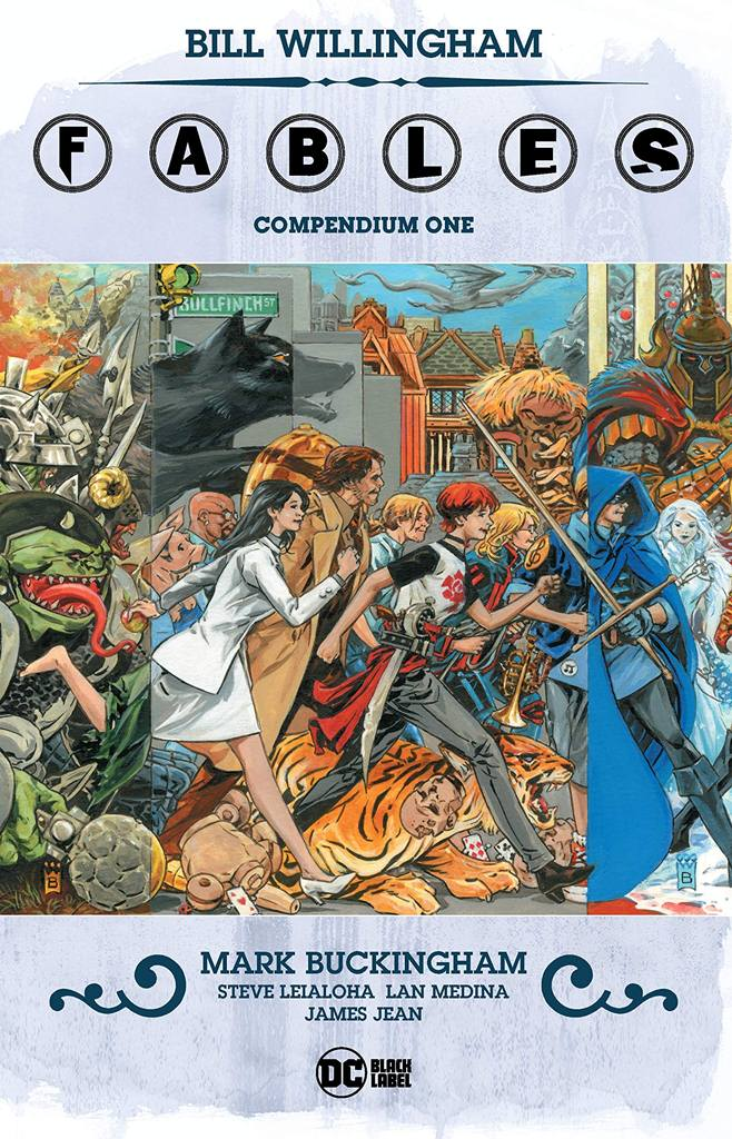 Fables: Compendium One