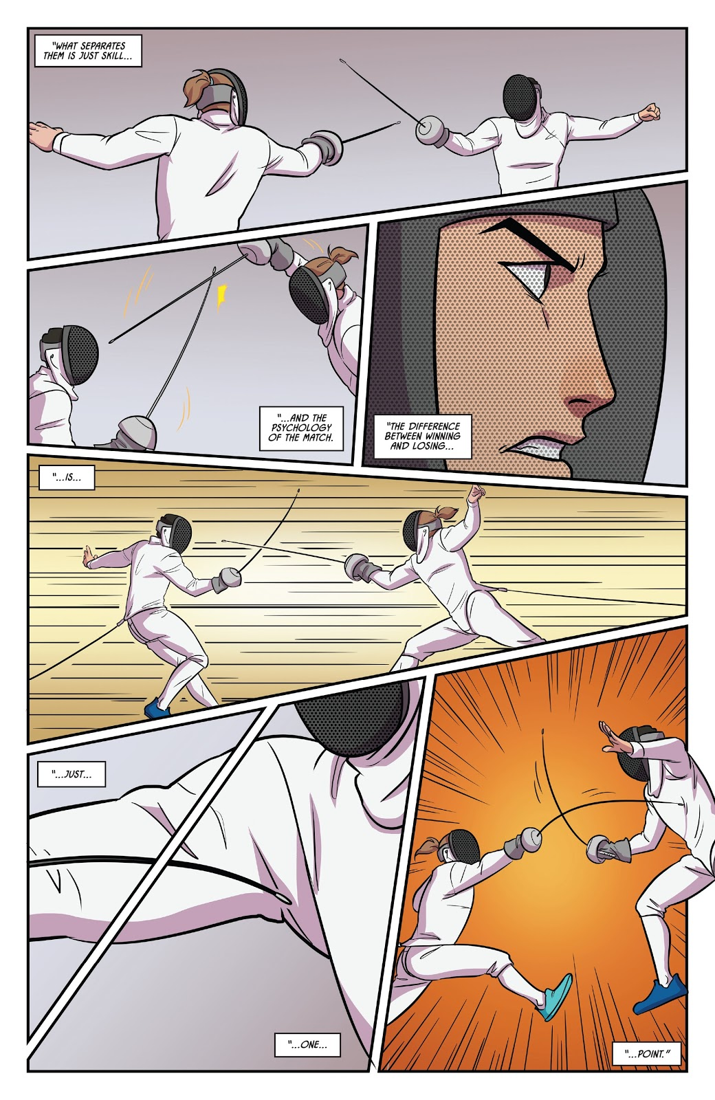 Fence Volume Two review