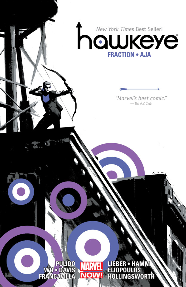 Hawkeye by Fraction and Aja Omnibus