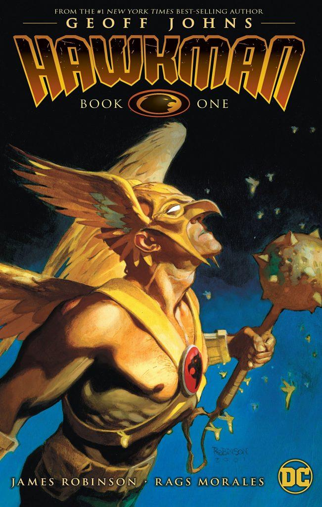 Geoff Johns Hawkman Volume One