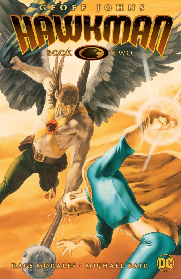 Geoff Johns Hawkman Volume Two