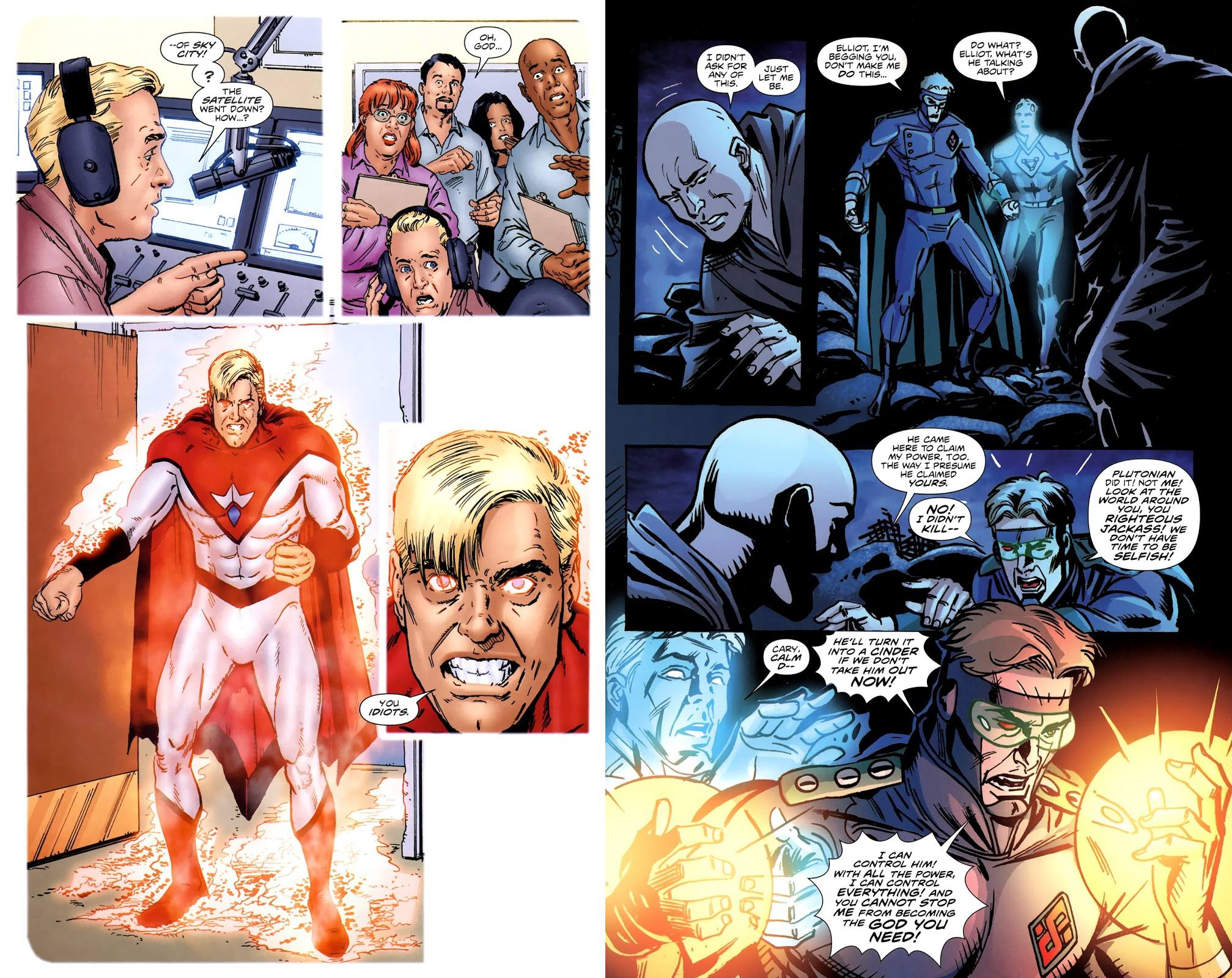 Irredeemable Omnibus review