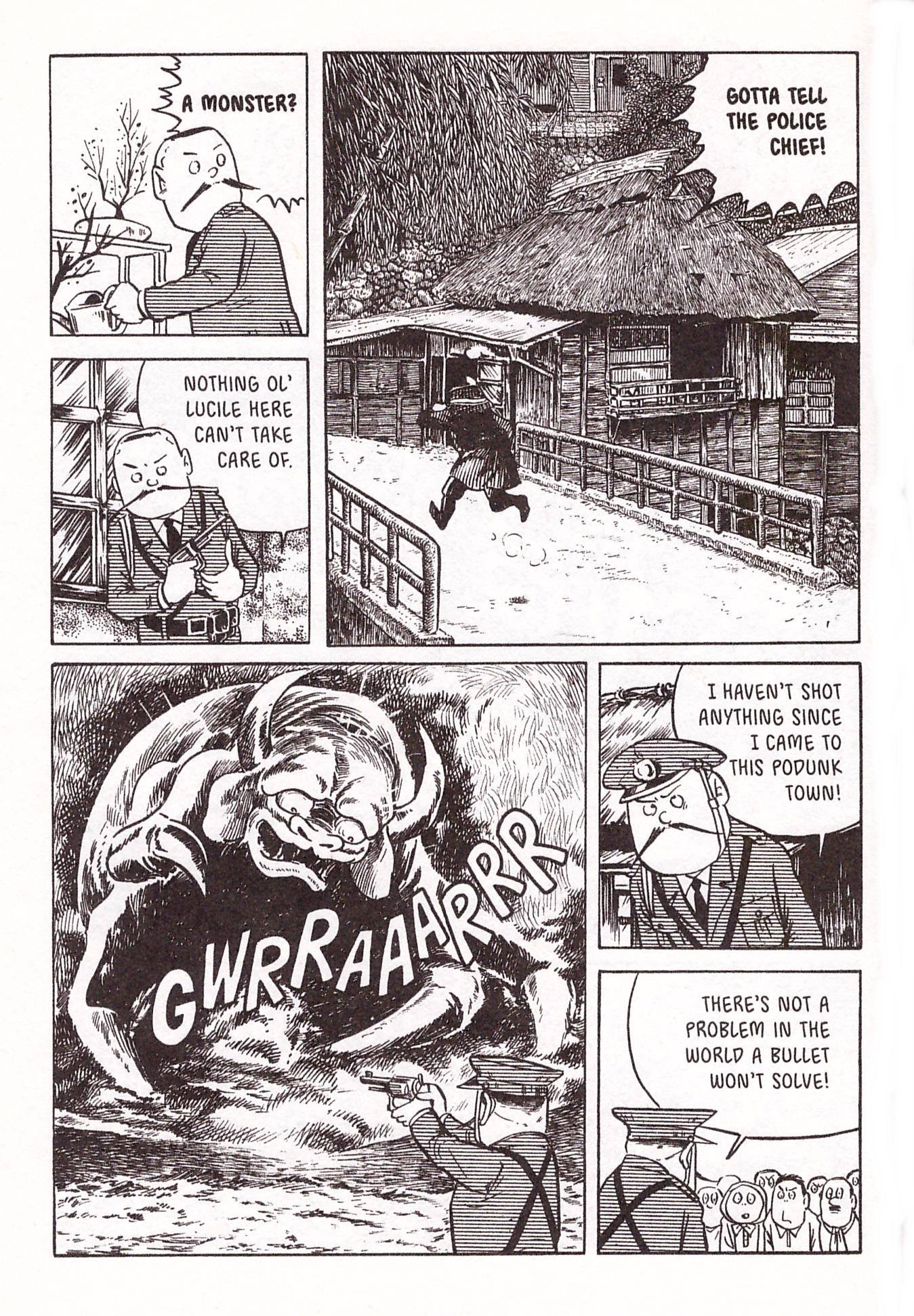 Kitaro The Birth of Kitaro review