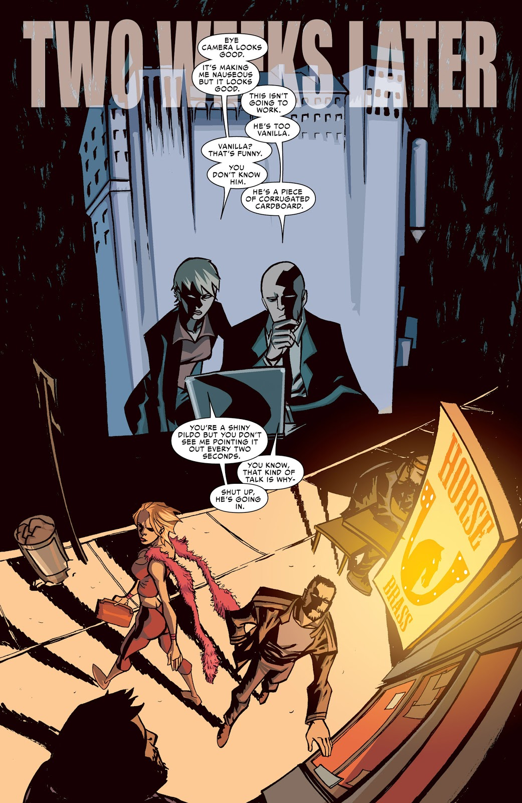 Powers Book Seven review