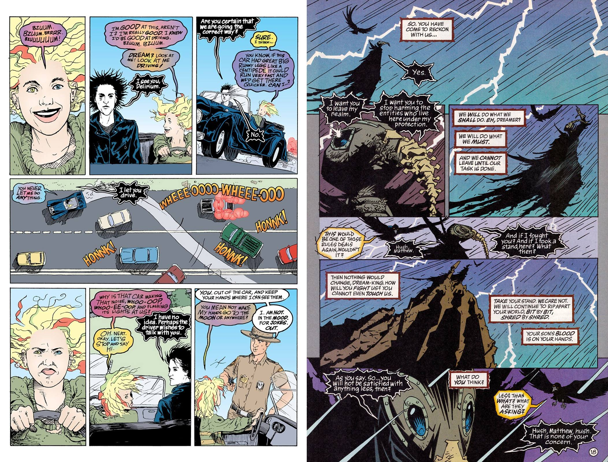 The Sandman Omnibus Vol 2 review