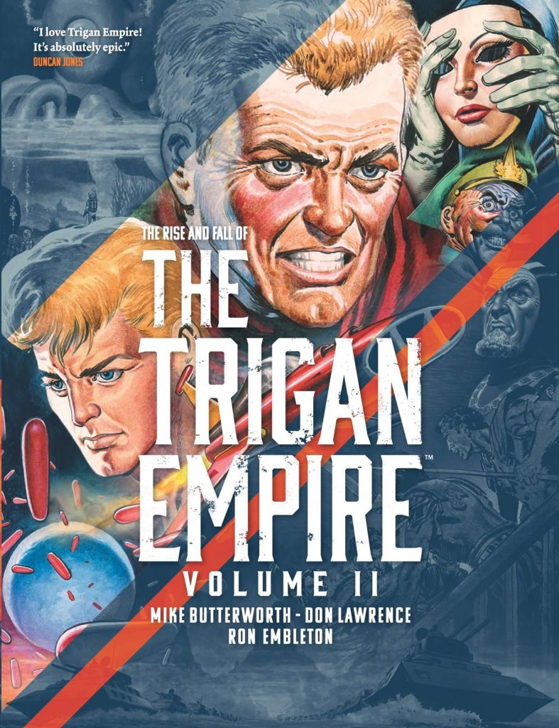 The Rise and Fall of the Trigan Empire Volume II