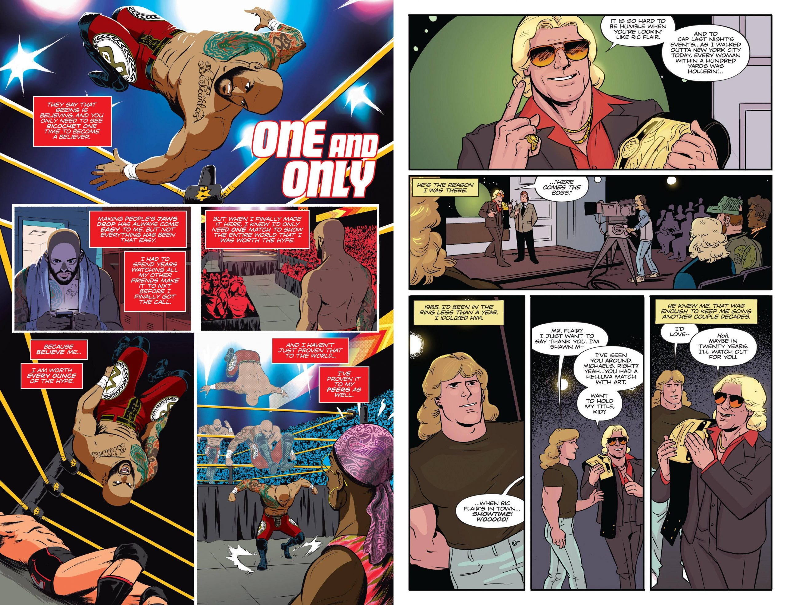 WWE Then. Now. Forever Vol 4 review