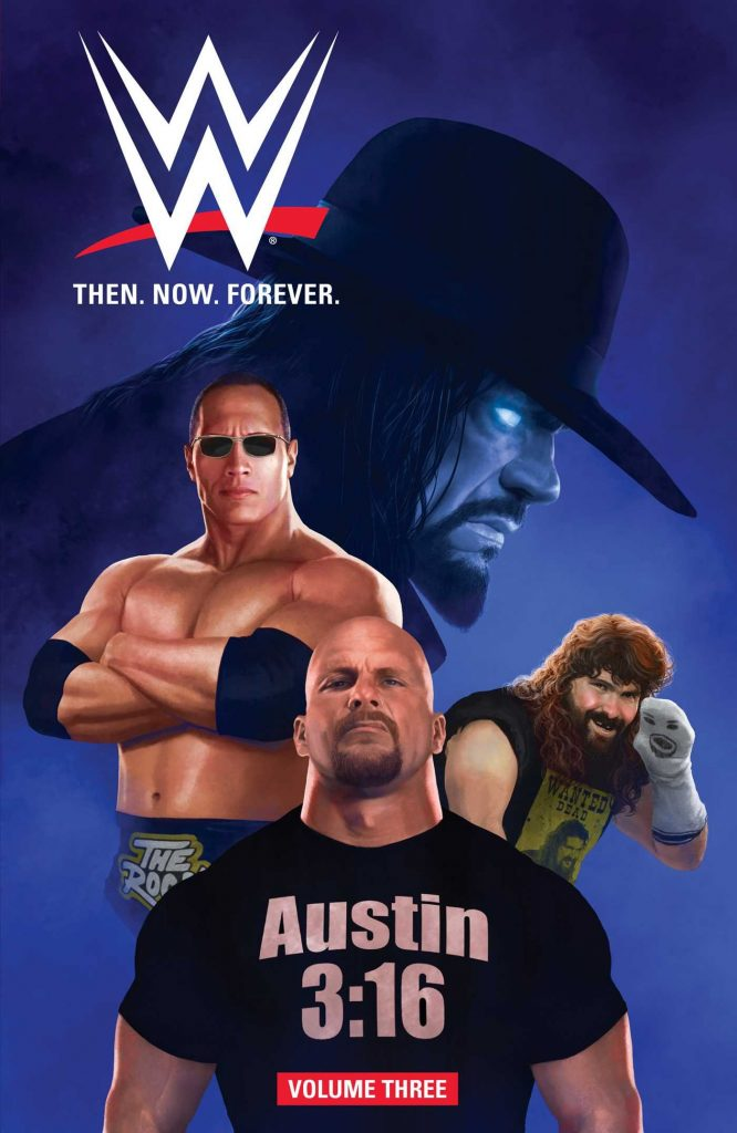 WWE: Then. Now. Forever. Volume Three