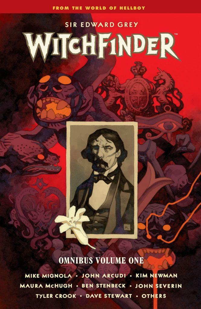 Witchfinder Omnibus Volume One