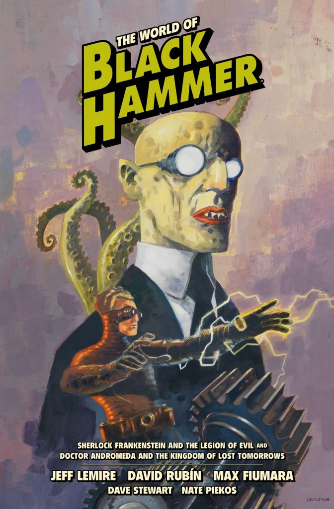 The World of Black Hammer Library Edition 1