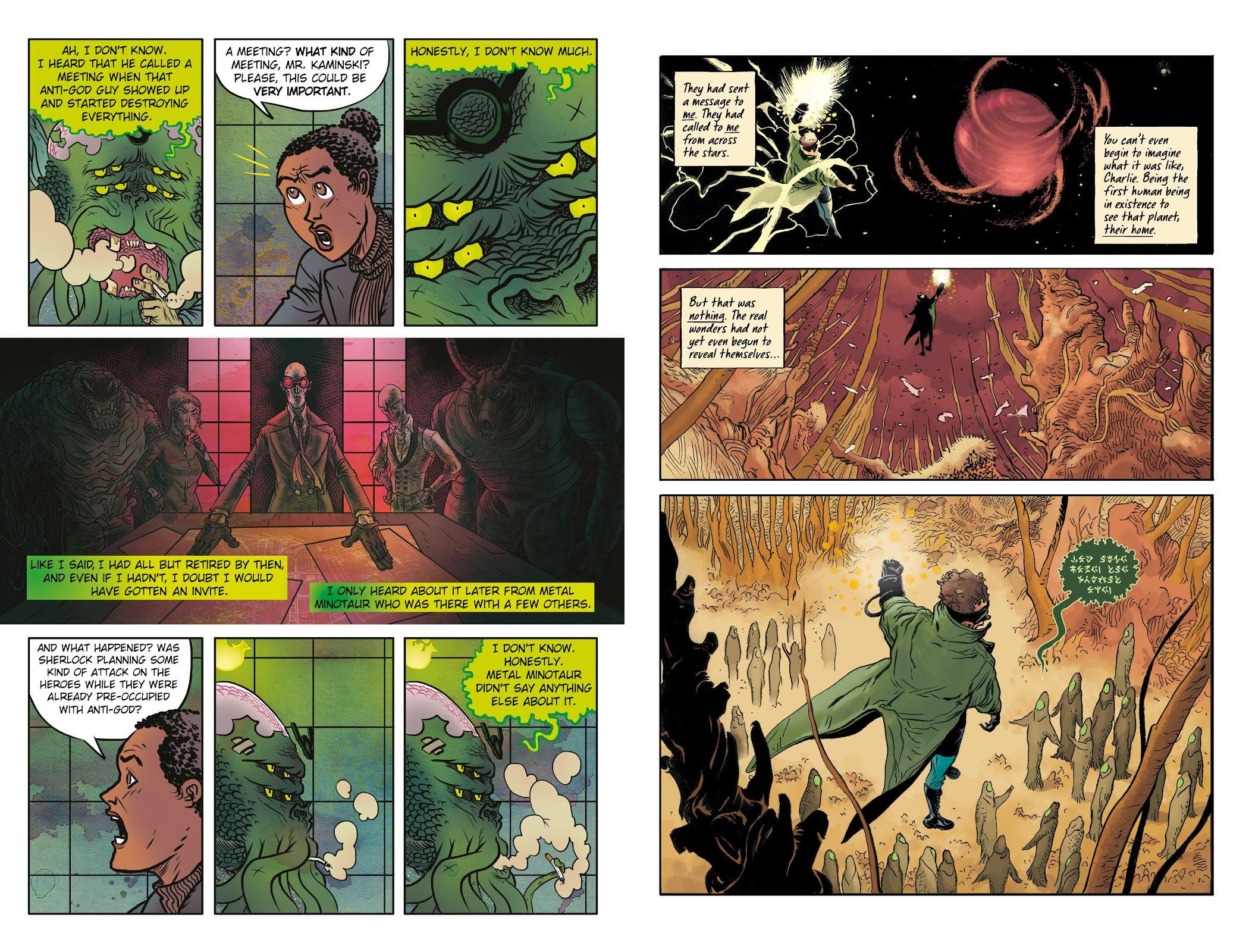 The World of Black Hammer Library Edition 1 review