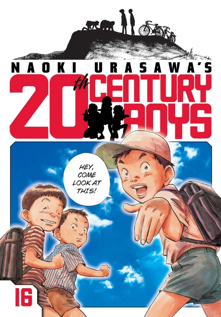 20th Century Boys 16: Beyond The Looking Glass