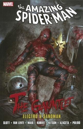 Amazing Spider-Man: The Gauntlet Vol. 1 – Electro & Sandman