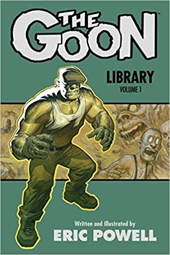 The Goon Library: Volume 1