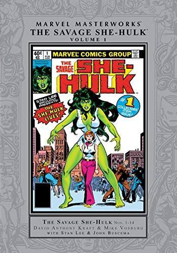 Marvel Masterworks: The Savage She-Hulk Volume 1