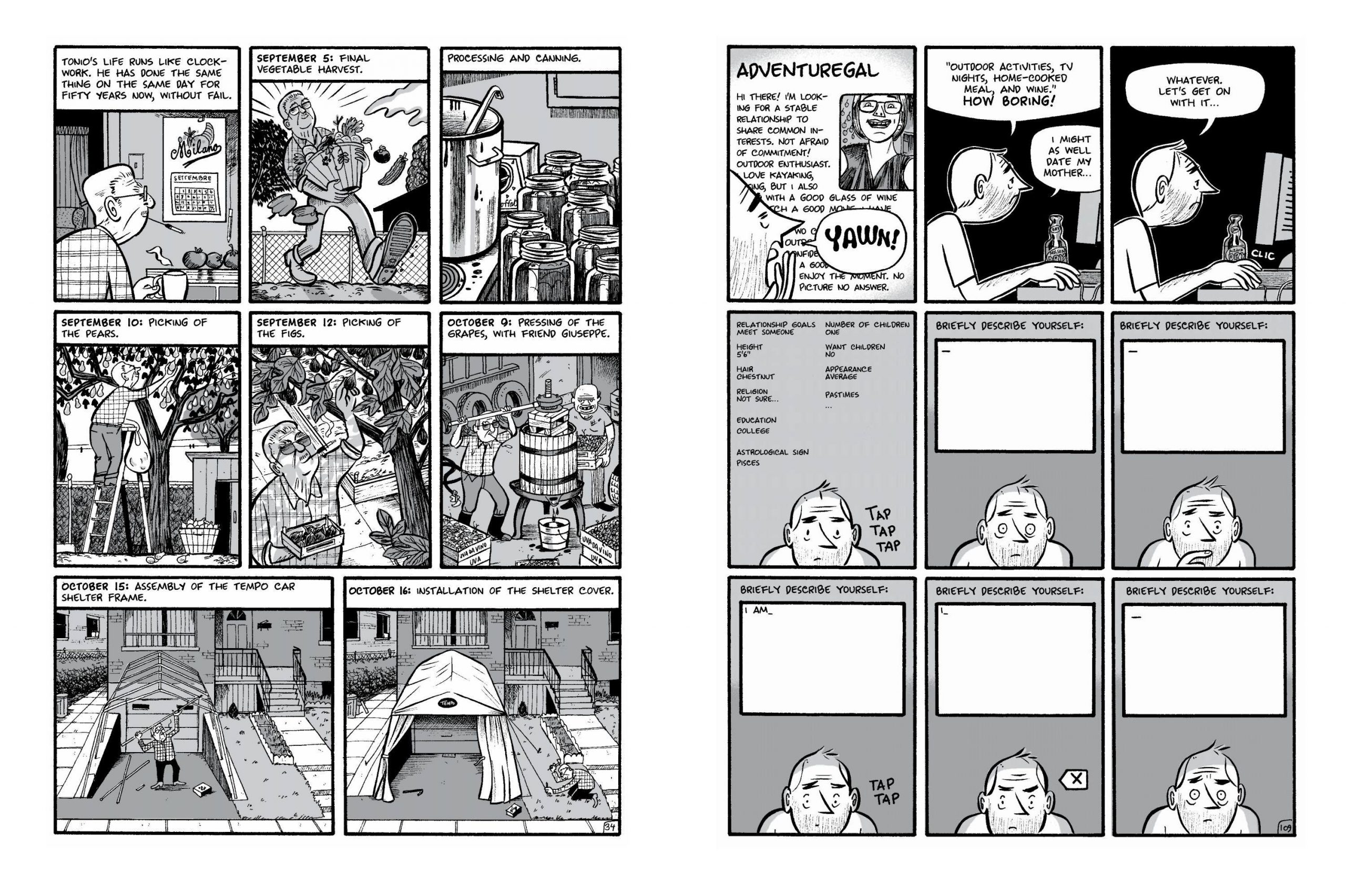 Paul at Home graphic novel review