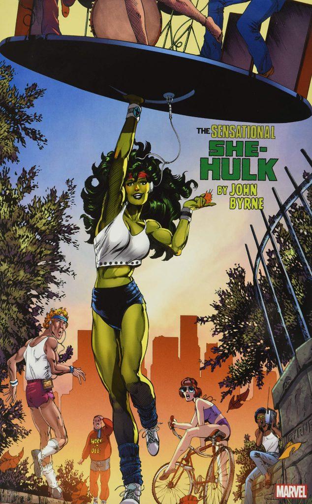 The Sensational She-Hulk by John Byrne Omnibus