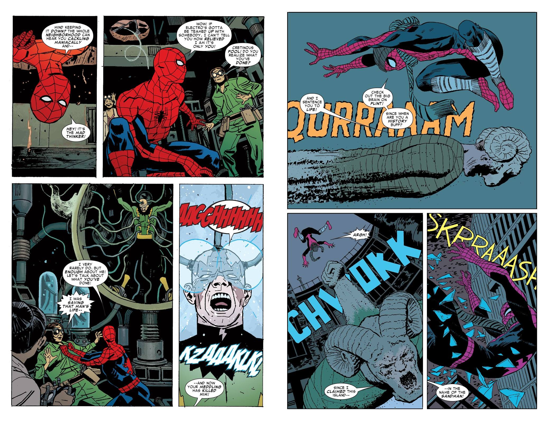 Amazing Spider-Man the Gauntlet V1 review
