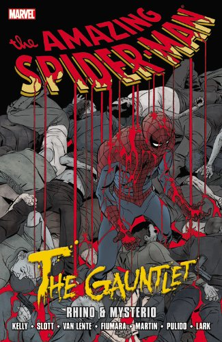 Amazing Spider-Man: The Gauntlet Vol. 2 – Rhino & Mysterio