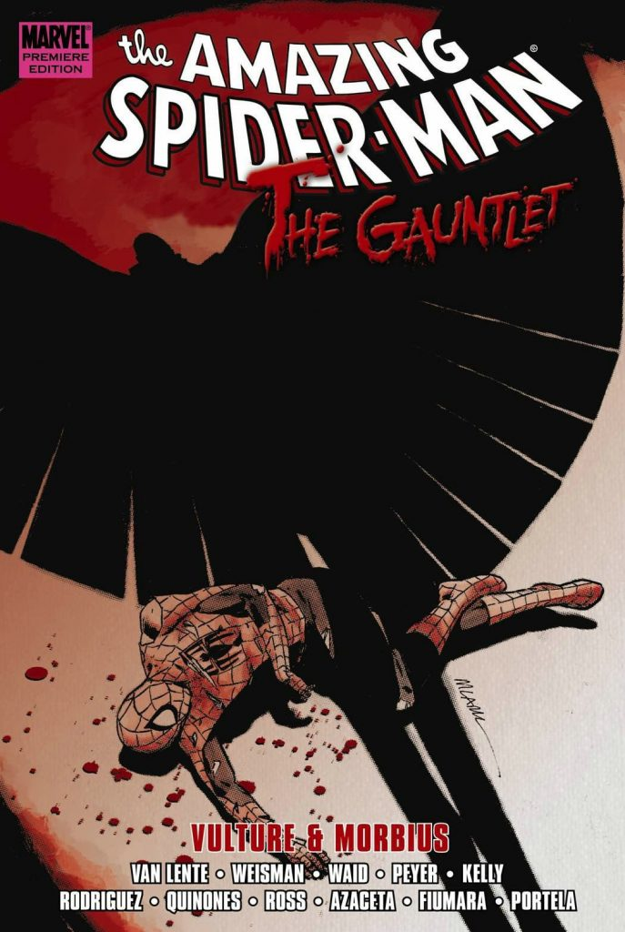 Amazing Spider-Man: The Gauntlet Vol. 3 – Vulture & Morbius