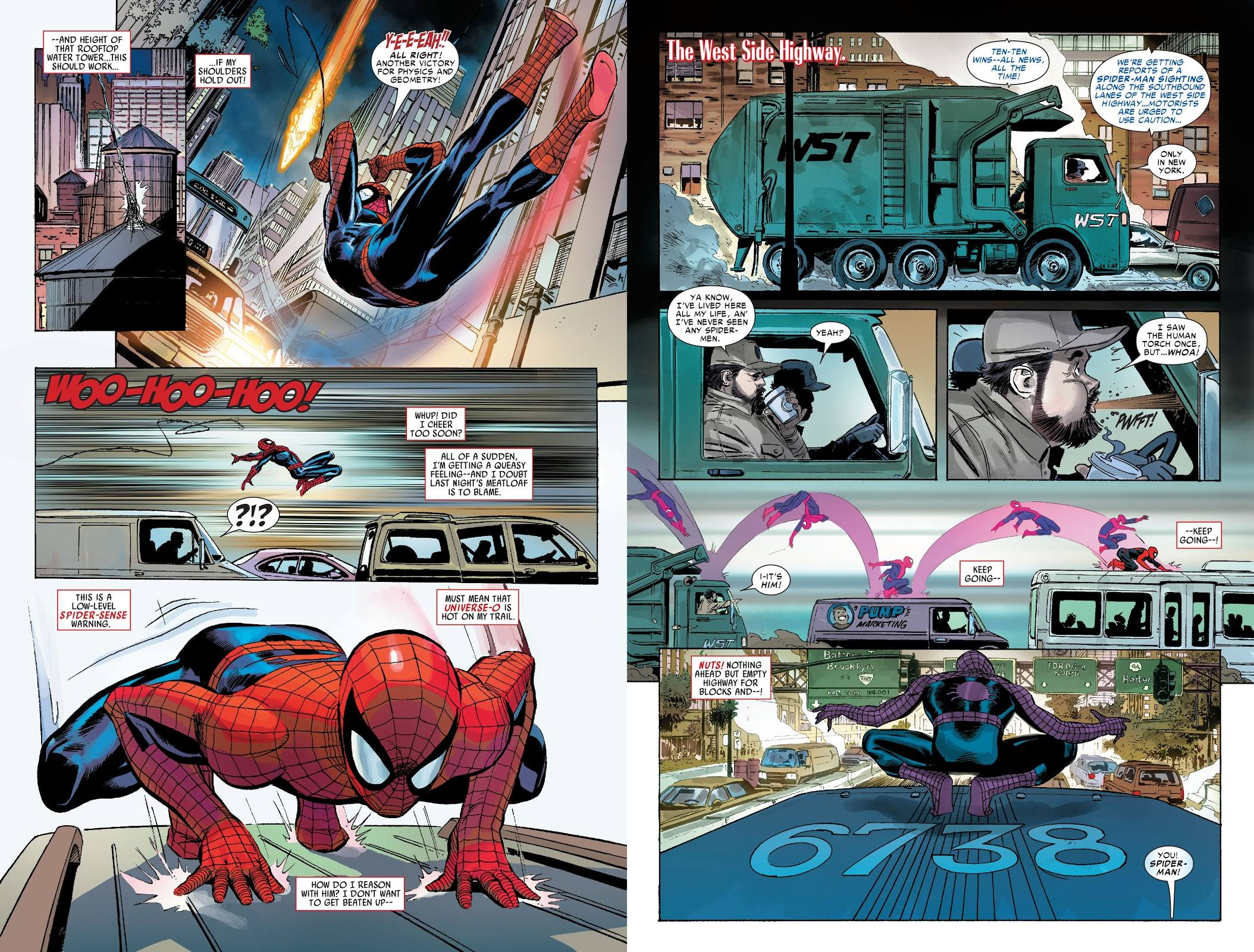 Amazing Spider-Man the Gauntlet V4 review