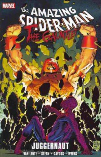 Amazing Spider-Man: The Gauntlet Vol. 4 – Juggernaut