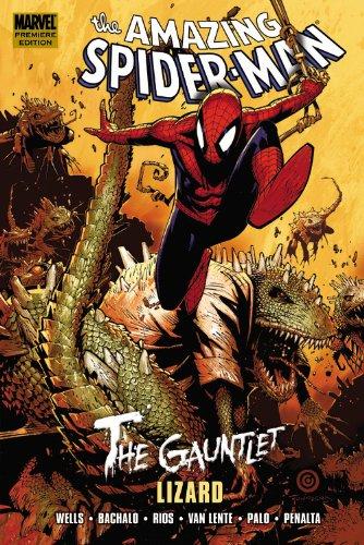 Amazing Spider-Man: The Gauntlet Vol. 5 – Lizard