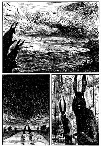 Stigmata graphic novel review