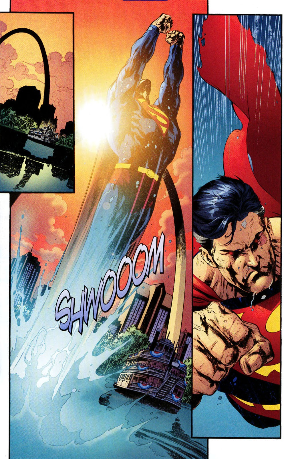 Superman In the Name of Gog review