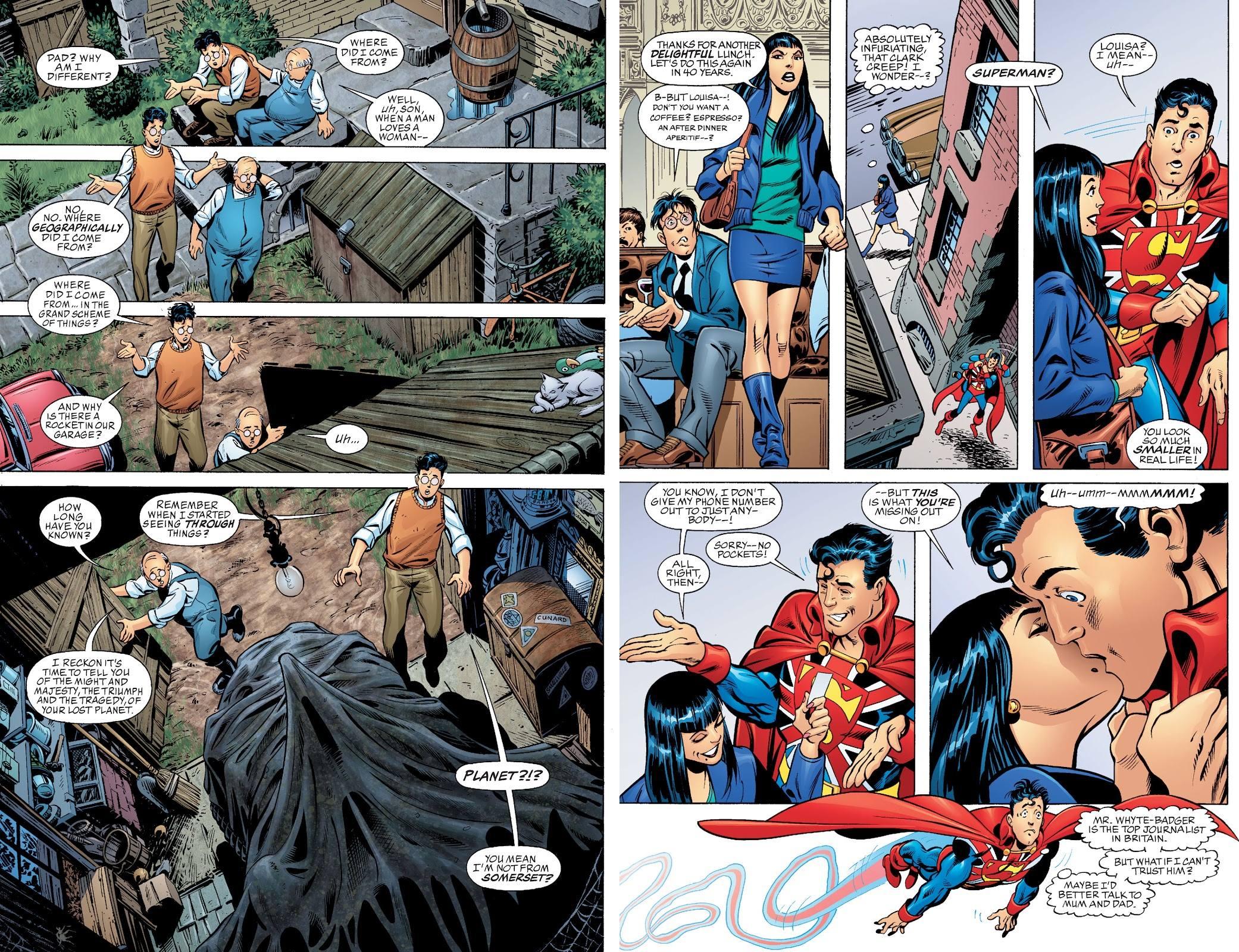 Superman True Brit review