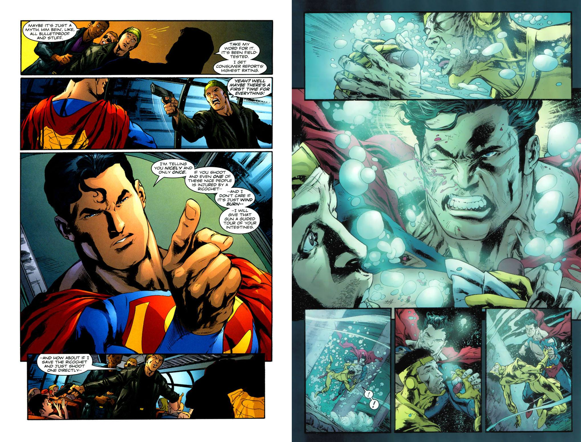 Superman The Wrath of Gog review