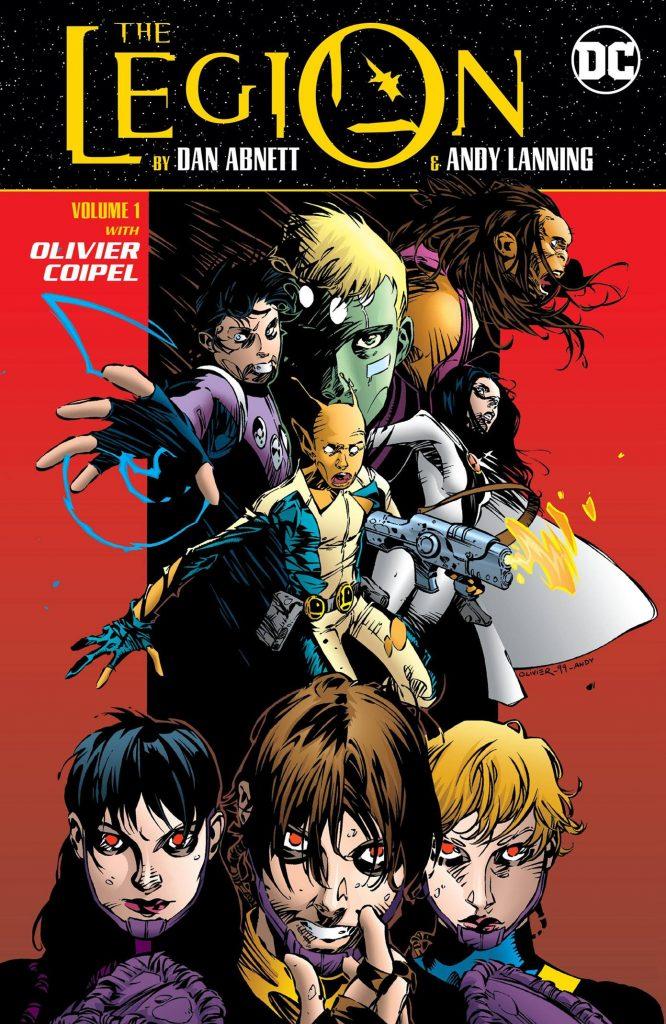 The Legion by Dan Abnett & Andy Lanning Volume 1