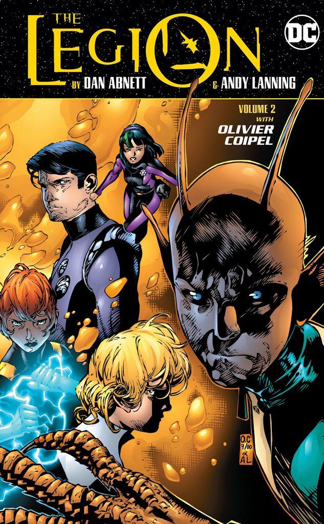The Legion by Dan Abnett & Andy Lanning Volume 2