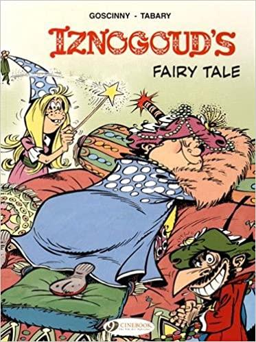 Iznogoud's Fairy Tale