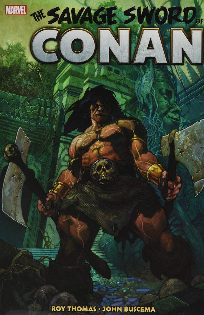 The Savage Sword of Conan: The Marvel Years Volume 2