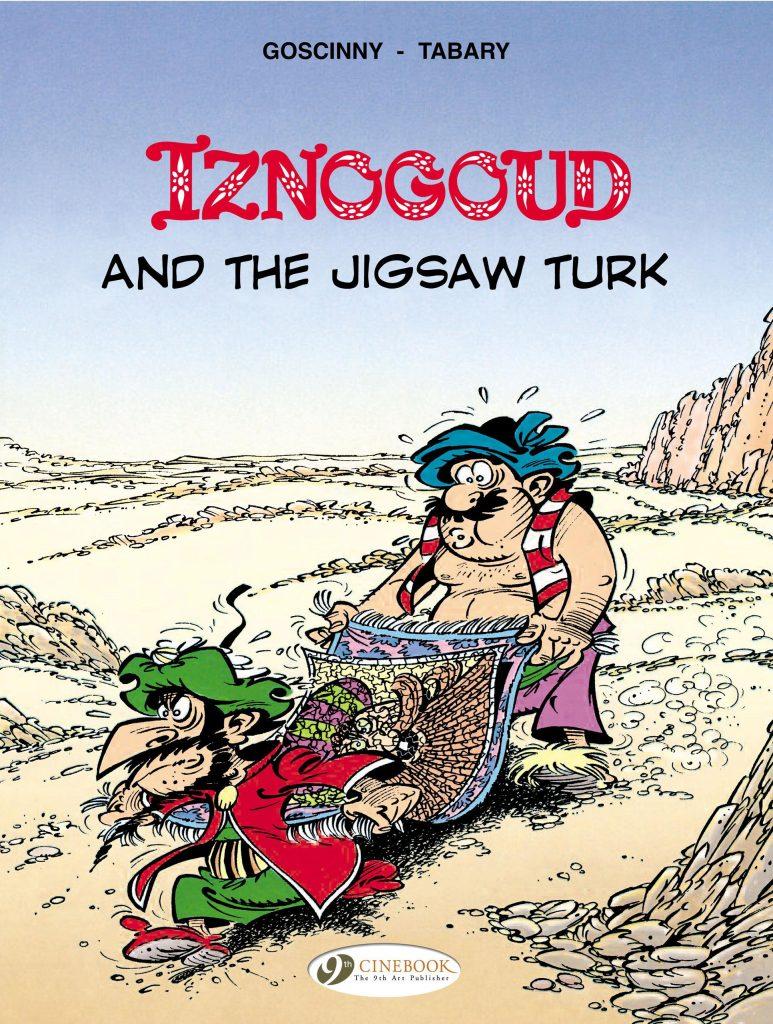 Iznogoud and the Jigsaw Turk