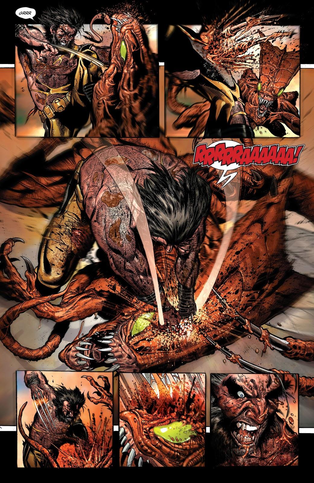 Astonishing X-Men Exogenetic review