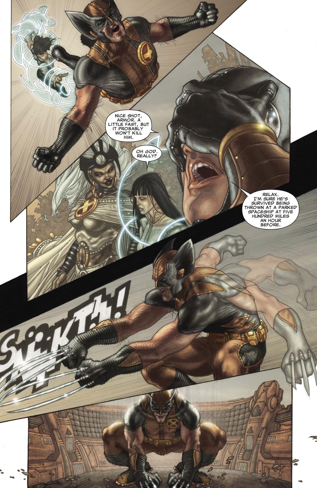 Astonishing X-Men Ghost Box review