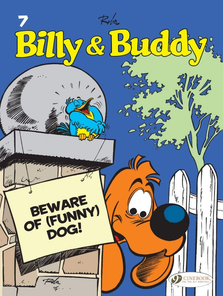 Billy & Buddy 7: Beware of the (Funny) Dog