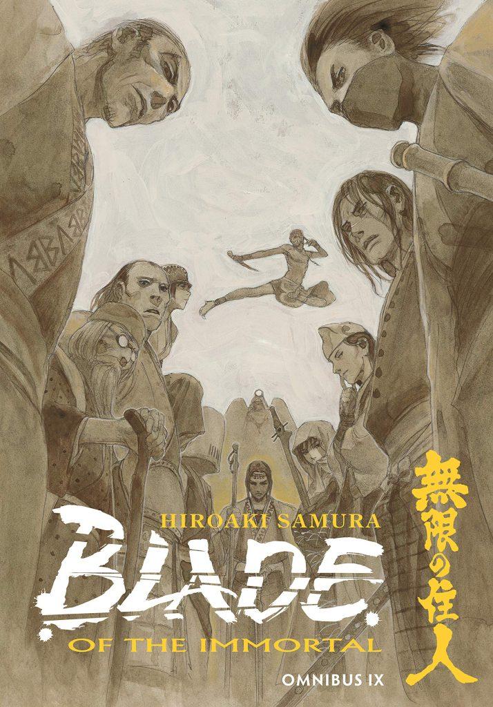 Blade of the Immortal Omnibus IX