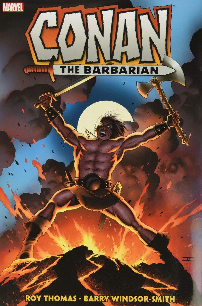 Conan the Barbarian: The Original Marvel Years Volume One
