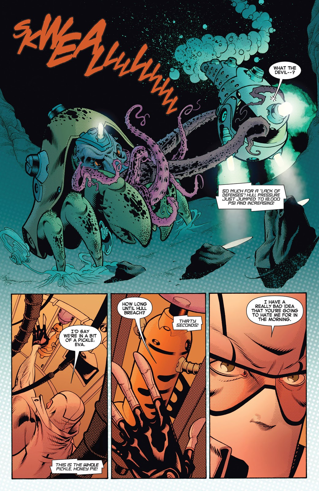 Fantomex review
