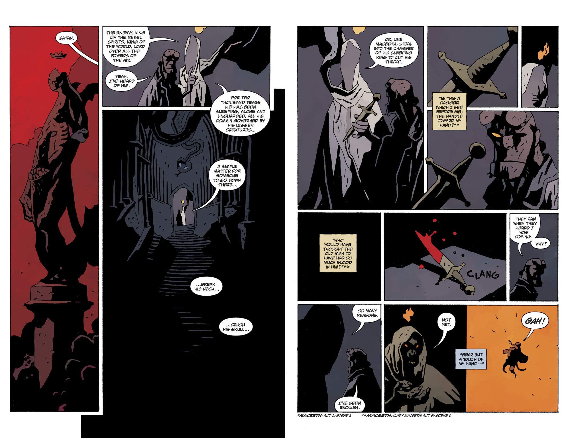 Hellboy Omnibus review