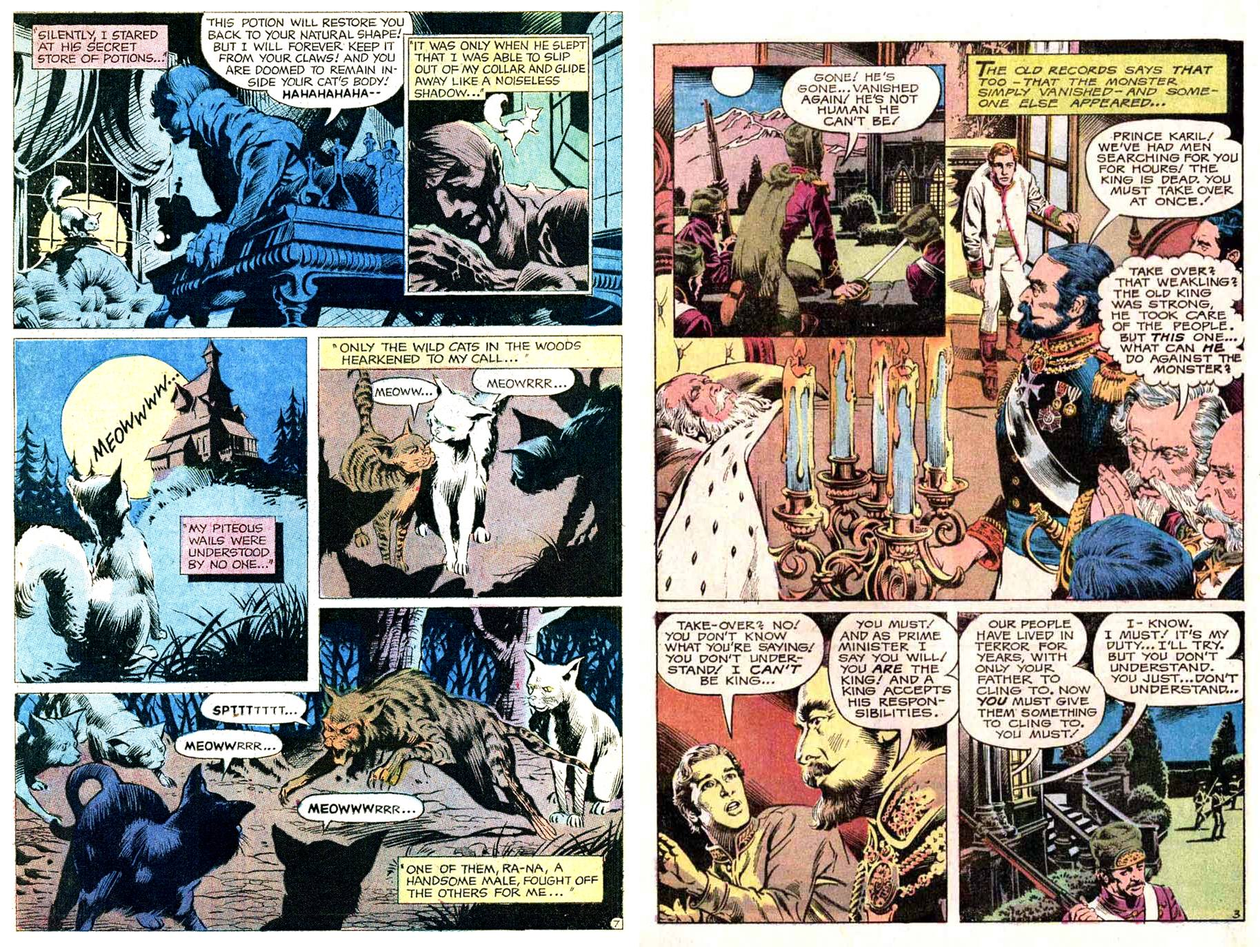 House of Mystery Bronze Age Omnibus Vol 1 review