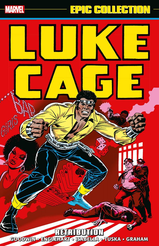 Marvel Epic Collection: Luke Cage – Retribution
