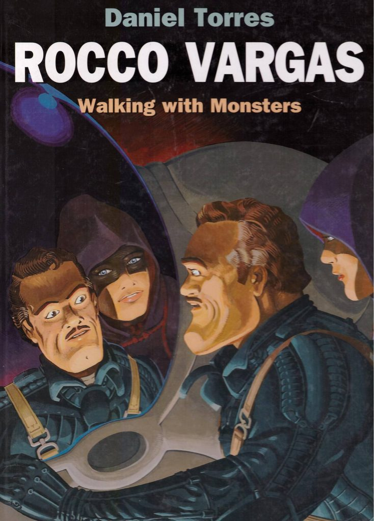 Rocco Vargas: Walking With Monsters