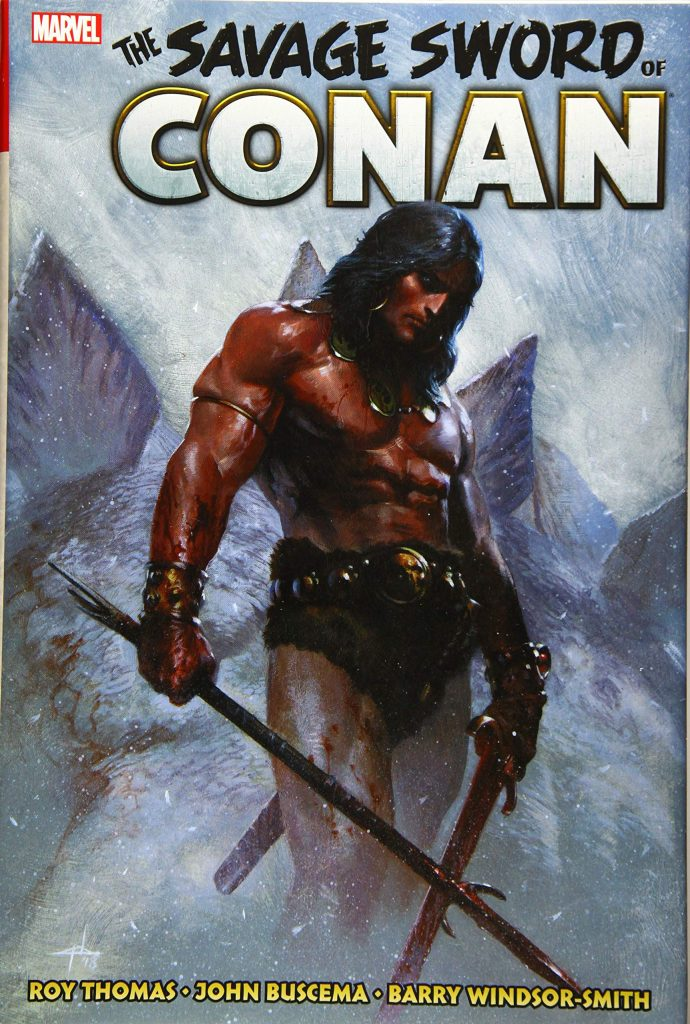 The Savage Sword of Conan: The Marvel Years Volume 1