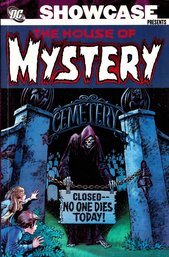 Showcase Presents The House of Mystery 2